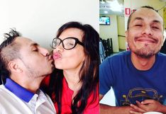 Mónica Cabrejos envía emotivo mensaje tras la muerte de 'Richi Boy' por COVID-19 (FOTO)