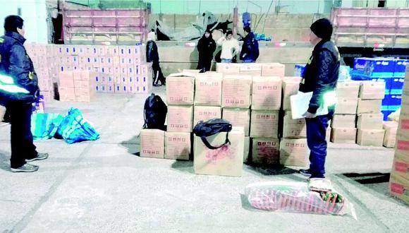 Aumenta el tráfico de droga y contrabando debido a alta demanda por fin de año