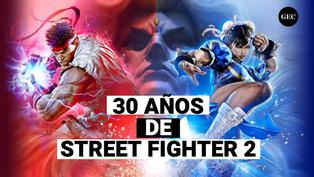 Street Fighter 2 The world warrior 30 años