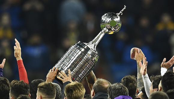 La Libertadores 2020 se suspendió en marzo y regresó en septiembre. (Foto: AFP)