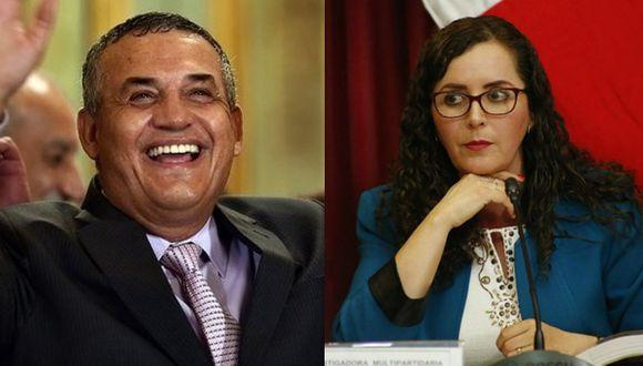"Daniel Urresti sobre Rosa Bartra en Comisión Lava Jato: ""Estás allí para blindar"""