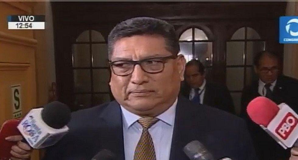 Mario Mantilla: No quiero perder la esperanza en que el TC actuará a altura de exigencias
