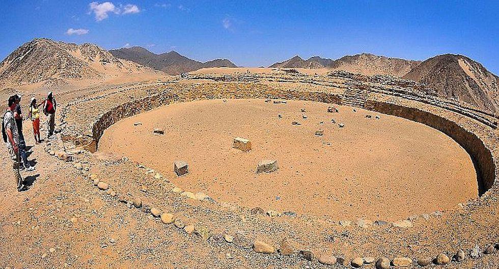 Caral: hallan restos de mujer de hace 4500 años