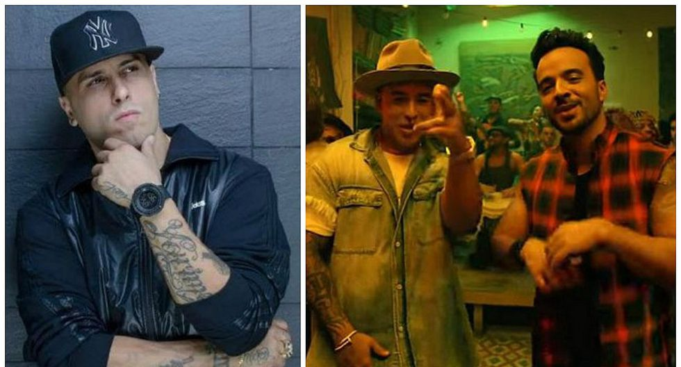 "Nicky Jam revela este inesperado detalle sobre ""Despacito"" que podría haber cambiado todo [VIDEO]"