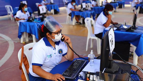Llamadas SOS es la línea de emergencia más importante de Venezuela para atender a personas que sospechan estar enfermos de coronavirus.  (Foto Referencial: GEC)