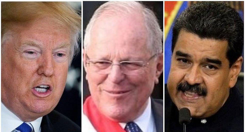Venezuela acusa a EE.UU. de ordenar a Perú excluir a Maduro de Cumbre de las Américas