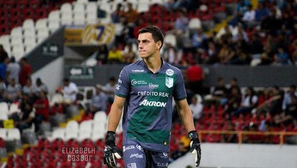 Duarte tiene contrato con FC Juarez hasta mediados del 2021. (Foto: Instagram @alejoduarte10)