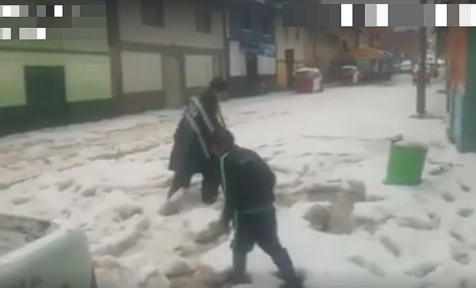 Anciana de 80 años murió por hipotermia tras torrenciales lluvias con granizo en Ayacucho