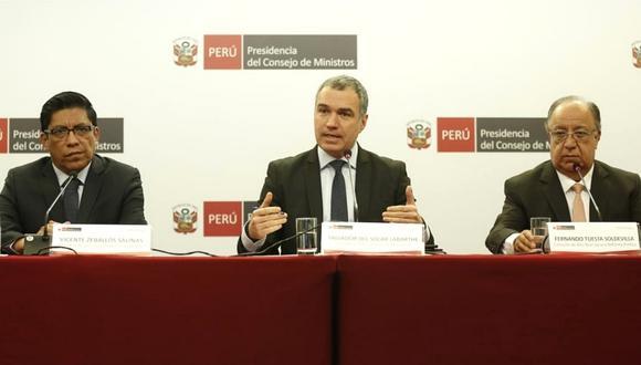 La Comisión Tuesta plantea el retorno a la bicameralidad