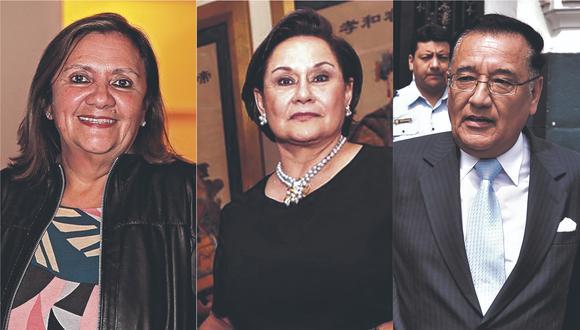 """Delia Revoredo, Carmen McEvoy y Gastón Soto dejaron sus cargos por """"falta de apoyo logístico"""""""