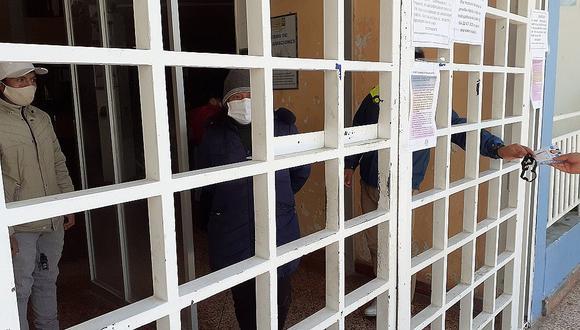 33 trabajadores de la comuna de Huancavelica con coronavirus