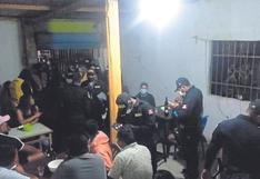 Tumbes: Multan a 59 personas por infringir norma sanitaria en bares clandestinos