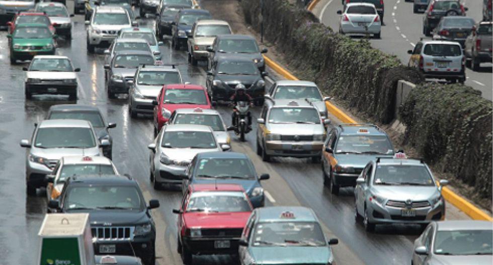 El gasto promedio semanal de desplazarse en auto es de S/. 190