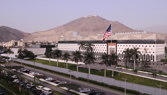 A través de redes sociales, la embajada señaló su intención de querer trabajar con el nuevo gobierno que resulte electo y proclamado por el JNE.