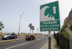 Marina de Guerra del Perú descarta tsunami luego de fuerte sismo de magnitud 6,0 en Lima