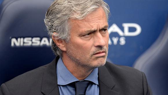Así justificó Mourinho derrota del Chelsea ante el Manchester City