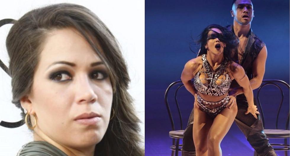 Melissa Klug reacciona de esta manera tras sensual baile de su pareja a Vania Bludau