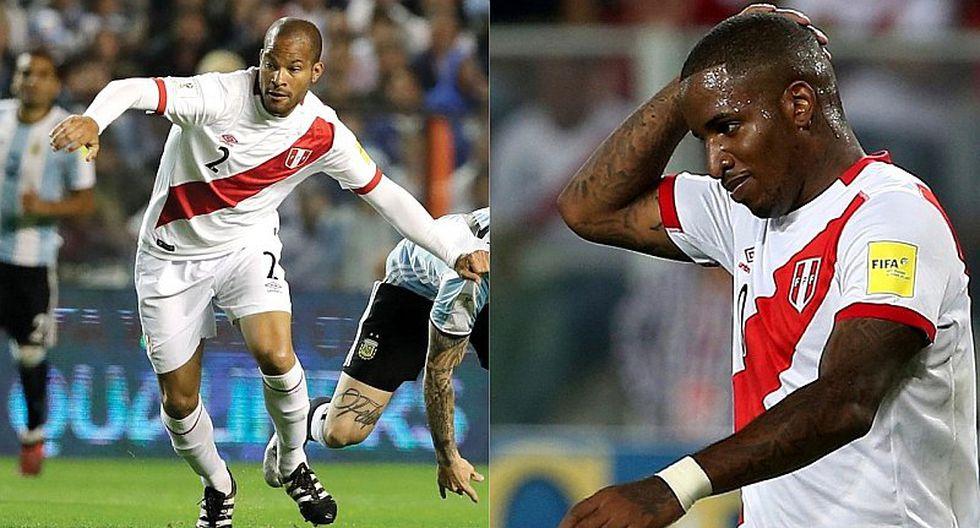 Alberto Rodríguez y Jefferson Farfán serán bajas para el duelo contra Australia