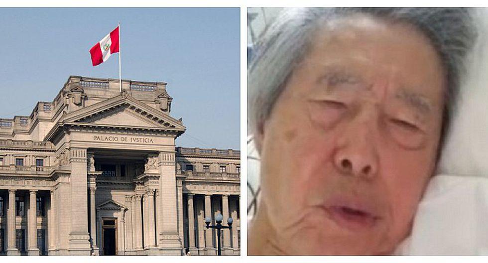 PJ rechaza pedido de Alberto Fujimori para suspender su retorno a prisión