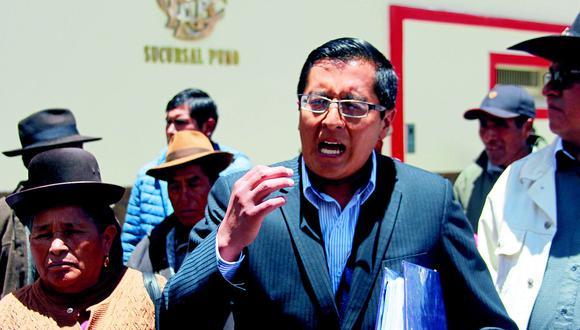 """FRFCP alista represalias contra """"Los Chunchos de Esquilaya"""""""
