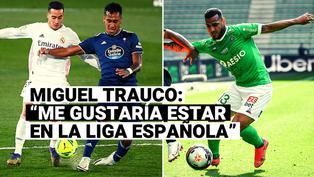 """Miguel Trauco y su próximo destino en el fútbol: """"Me gustaría estar en la Liga española"""""""