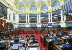 Los 21 congresistas de Lima y Callao recibieron S/15.600 por bono de instalación