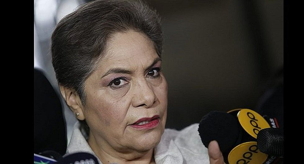 Luz Salgado consideró que Vizcarra está equivocado al seguir amenazando con eventual cierre del Congreso (VIDEO)