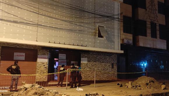 Municipalidad Provincial de Tacna clausuro de forma definitiva local nocturno que no acato cierre en intervención anterior por funcionar durante la emergencia sanitaria