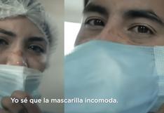 Gobierno lanza campaña sobre el uso correcto de la mascarilla (VIDEO)