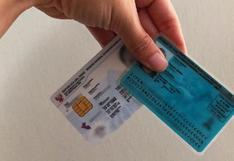 Personas que quieran renovar su DNI recibirán su documento nuevo después de las elecciones