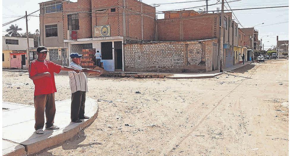 Contraloría interviene por millonaria obra paralizada en el Pueblo Joven Túpac Amaru