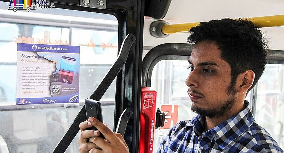 Municipalidad de Lima crea APP para incentivar la lectura