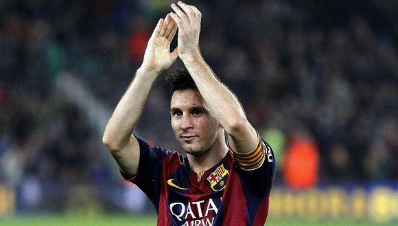 Manuel Pellegrini descarta fichar a Lionel Messi en el Manchester City