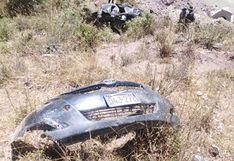 Huancavelica: Cae a abismo de 90 metros y vive para contarlo