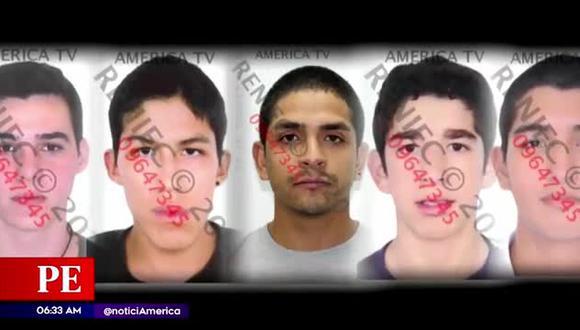 Suspenden hasta el jueves audiencia de prisión preventiva para los 5 sujetos acusados de abusar a una joven en Surco. (Foto: Captura América TV)