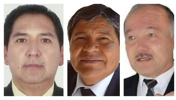Tres candidatos disputarán el rectorado de la Unsch