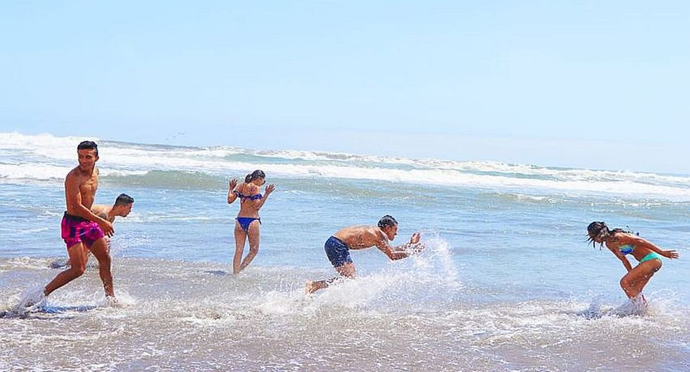Punta de Bombón y sus playas de calidad (FOTOS)