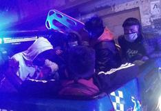 Imponen 28 multas en fiesta covid de Juliaca