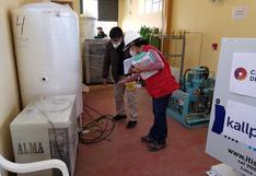 Retraso en la puesta en funcionamiento de plantas de oxígeno