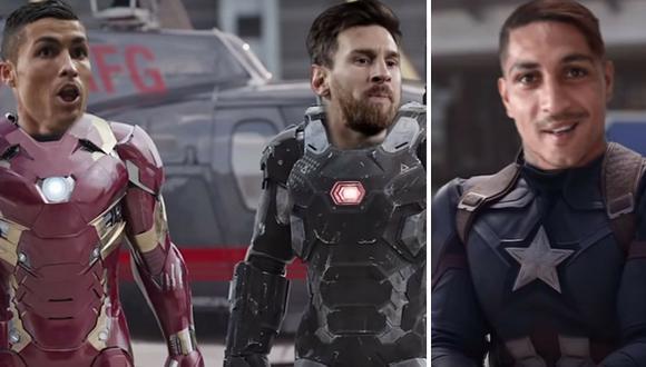 Parodian a la Selección Peruana al estilo de los 'Avengers' (VIDEO)