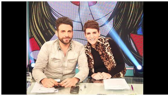 Rodrigo González y Gigi Mitre renuncian a Latina y no van más en 'Válgame Dios' (FOTO)
