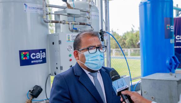 Alcalde de Arequipa reconoce que no ejecutó obras de impacto| Foto: MPA