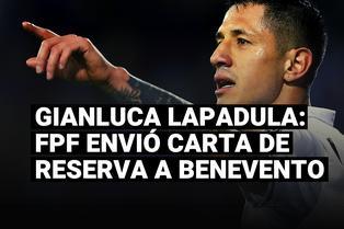 Selección peruana: FPF envió carta de reserva a Benevento ante una posible convocatoria de Gianluca Lapadula