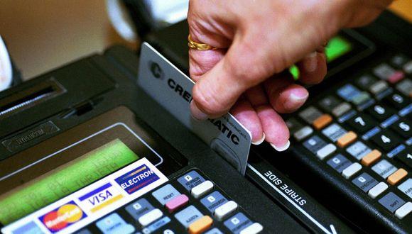 La primera tarjeta de crédito
