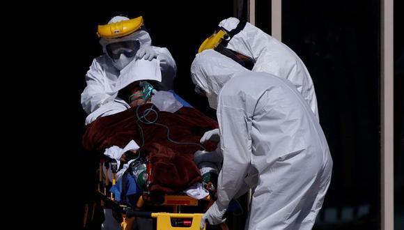 La pandemia del coronavirus alcanzó más de 110 millones de contagios a nivel mundial y casi 2.5 millones de muertes desde su aparición en diciembre del 2019. (Foto: EFE/Antonio Ojeda)