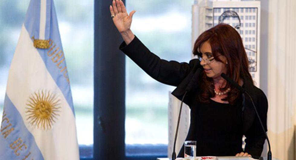 Cristina Fernández: Hombres como Chávez no mueren, se siembran