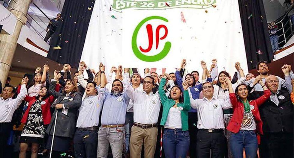 """Juntos por el Perú confía en pasar valla electoral: """"Estamos vigilantes"""""""
