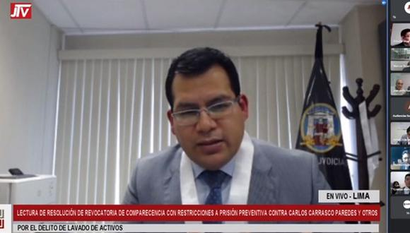 El Poder Judicial declaró infundada la solicitud de Equipo Especial del caso Lava Jato para imponer prisión preventiva contra ocho abogados investigados por el caso 'Arbitrajes'. (Foto: PJ)