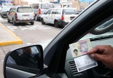 Brevete: ¿qué ocurre si mi certificado de salud venció y aún no he podido obtener mi licencia de conducir?