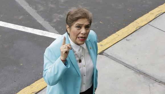 La política de Fuerza Popular criticó al Equipo Especial Lava Jato.